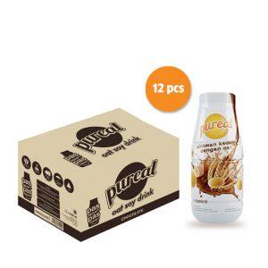 PUREAL Oat Soy Chocolate Carton 12x 250ml